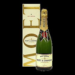 Шампанское ''Moet & Chandon''