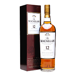 Виски Macallan 12