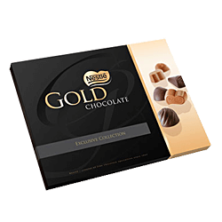 Конфеты - Nestle ''Gold Chocolate''