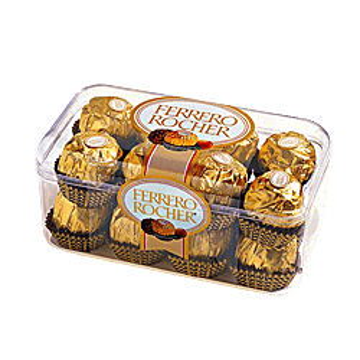 Конфеты ''Ferrero Rocher''