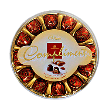 Конфеты ''Cadbury Compliment''