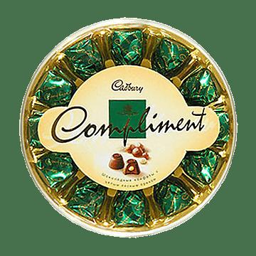 Конфеты Cadbury Compliment
