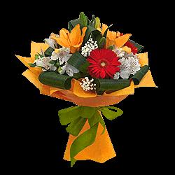 Омела русский букет доставка цветов самара flowers