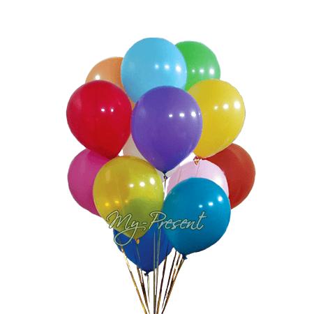 Воздушные шары в Риге