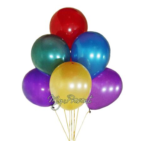 Воздушные шары в Ялте